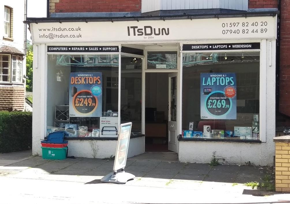 ITsDun Shopfront