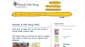 Mid Powys Mind Website Link